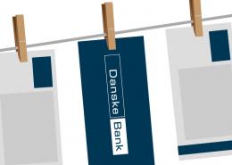 Danske Banks estiske hvidvaskskandale slår igennem på kundernes bedømmelse af banken i Danmark. Grafik: Anders Thykier