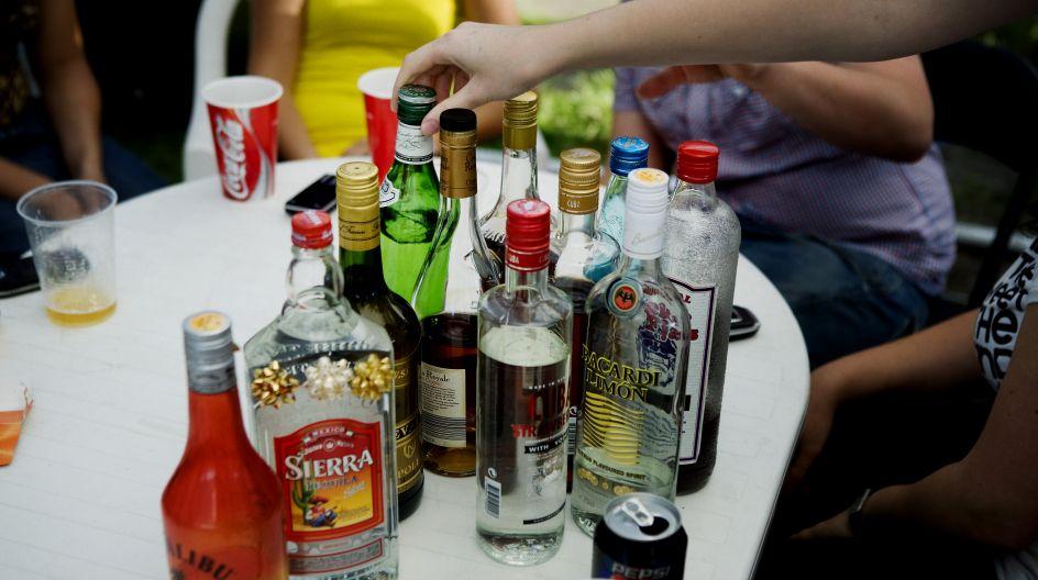 Kritik: Ekstremt forbrug af alkohol glemmes af politikere