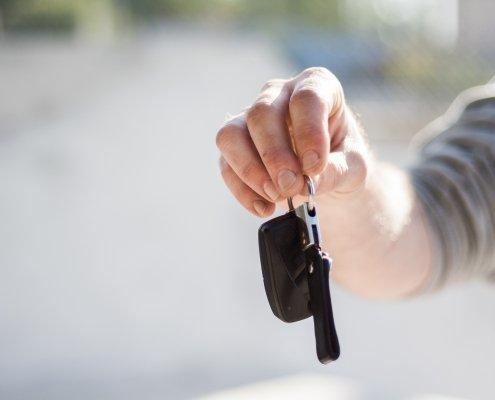 Yngre bilkøbere er til leasing
