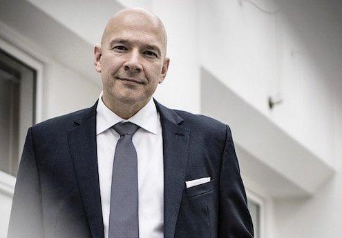 Danske Banks midlertidige topchef undskylder for hvidvask