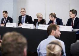 Hvidvasksag hænger tungt over Danske Bank-regnskab