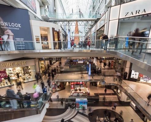 Indkøbscenter - Foto af StockSnap