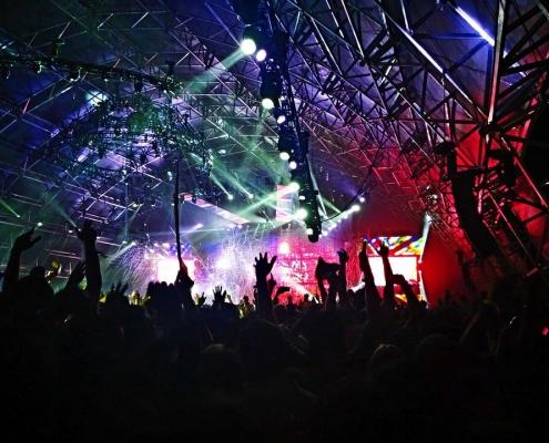 De fem mest kendte festivaler i landets regioner
