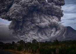 Vulcan i udbrud