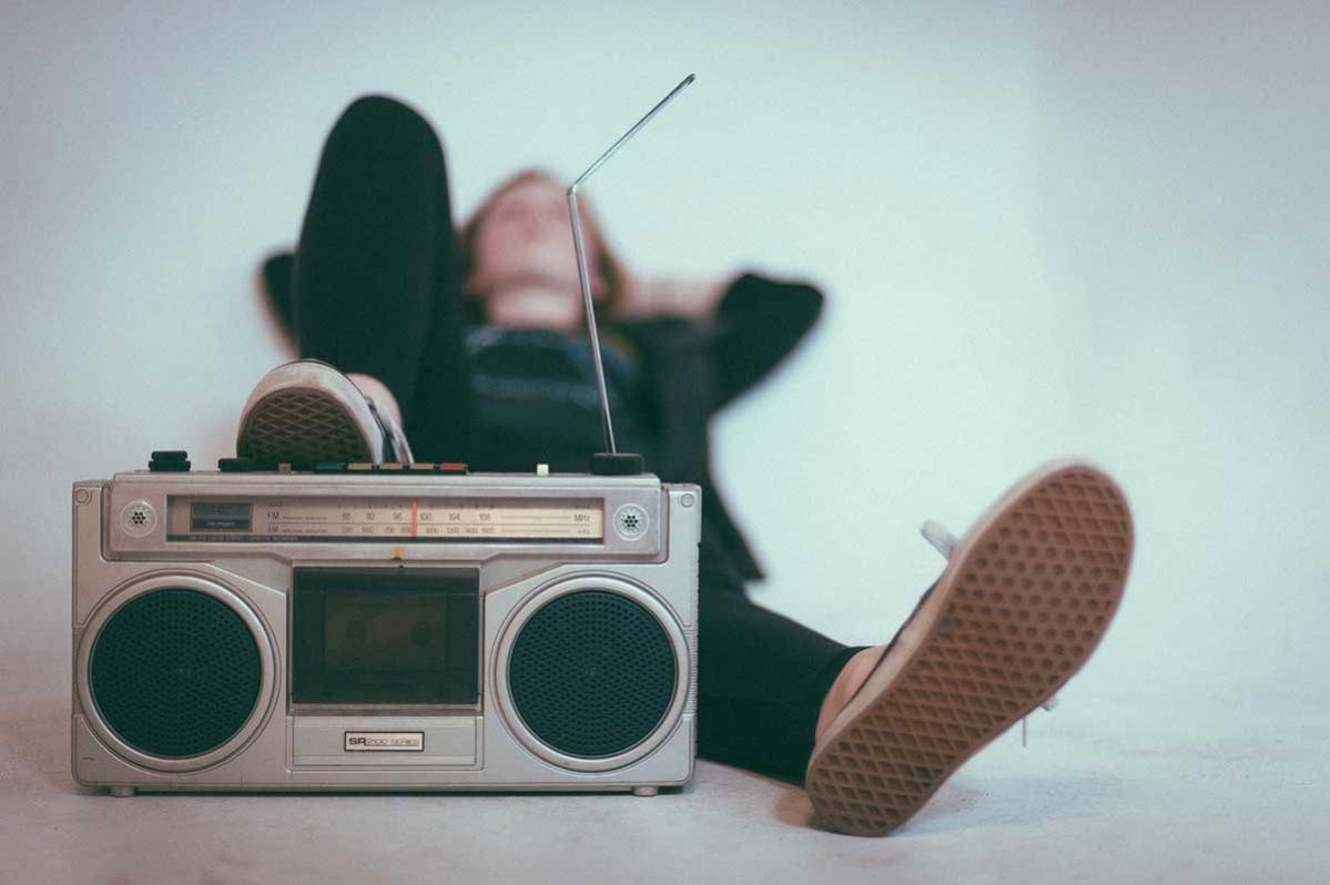 Radio Foto: Eric Nopanen