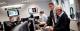 Fusionsomkostninger presser bundlinjen i Ringkjøbing Landbobank