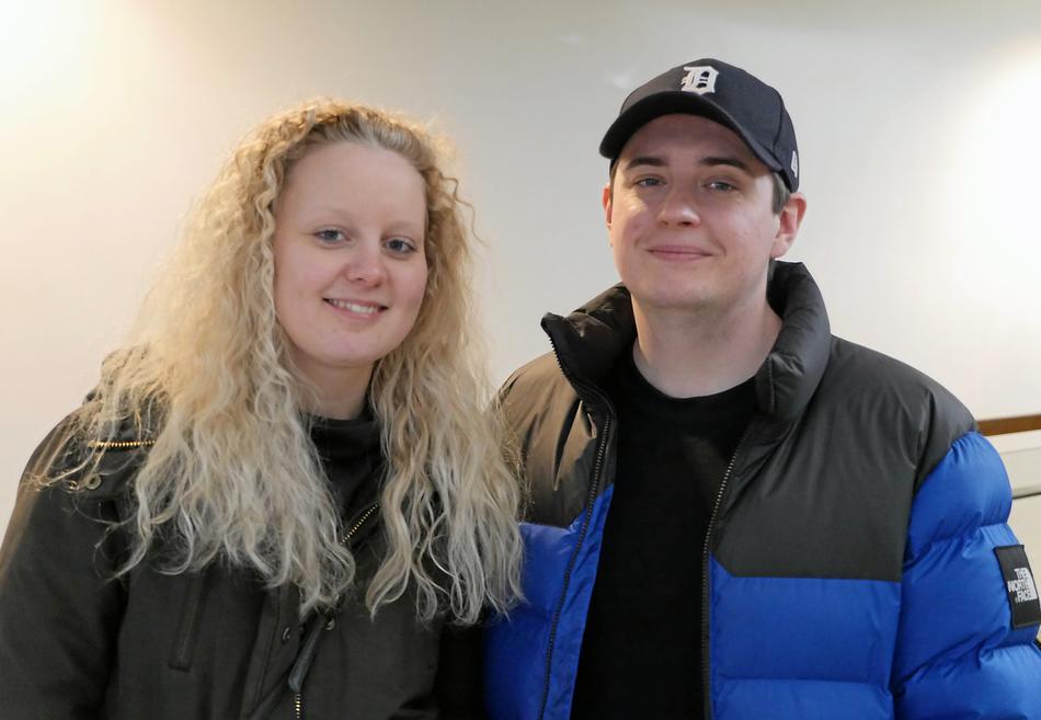 Martin kan blive årets førstehjælper: Reddede kæresten efter hjertestop