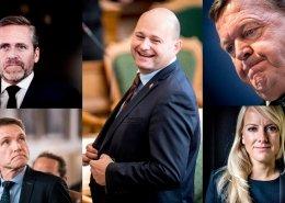 Berlingske Barometer: Konservative er blå bloks eneste lille solstråle