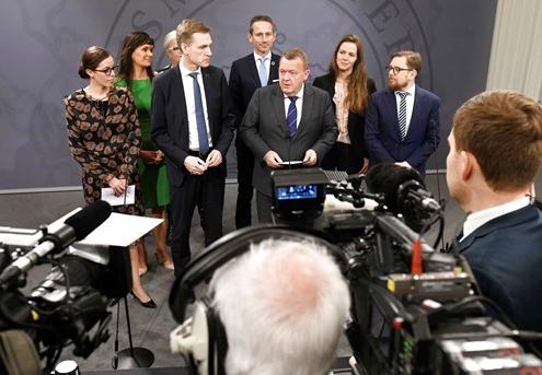 Nikolaj Saadat: DF høster politiske sejre på liberal magtesløshed