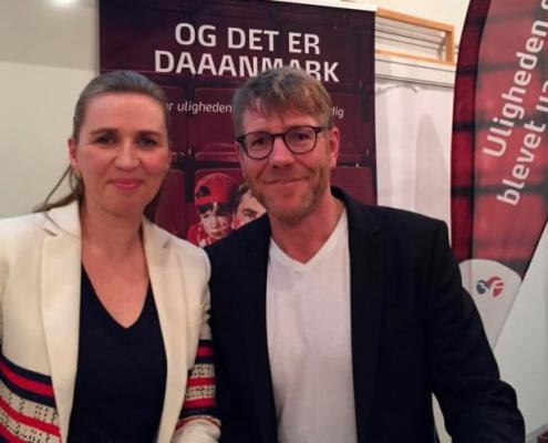 Mette Frederiksen: Ret til tidlig pension er førsteprioritet