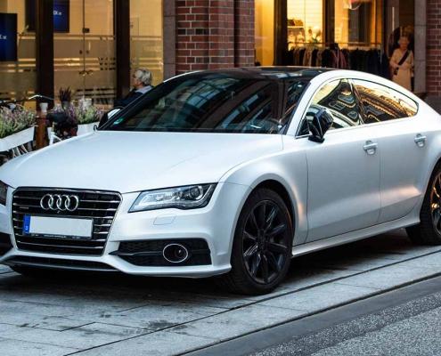 Premium-biler har mindst værditab