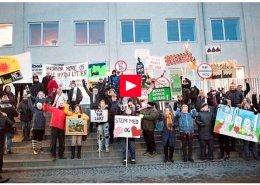 Borgere protesterer over biogasanlæg – men er der noget at frygte?