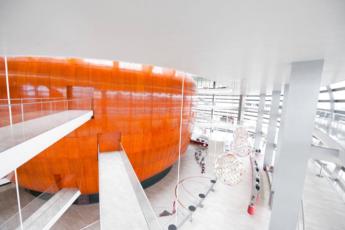 Operaen er et af de mest moderne og fremtrædende operahuse i verden. Foto: Rune Johansen / Ritzau Scanpix