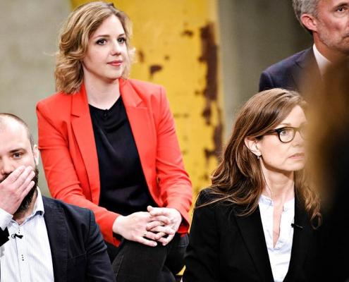 EP19: Spidskandidaterne til tv-debat i Pakhus 53