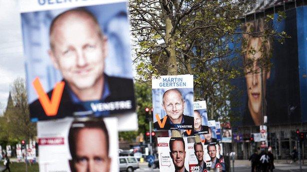 Venstre håber at EP-valg kan give rygstød i slutspurten