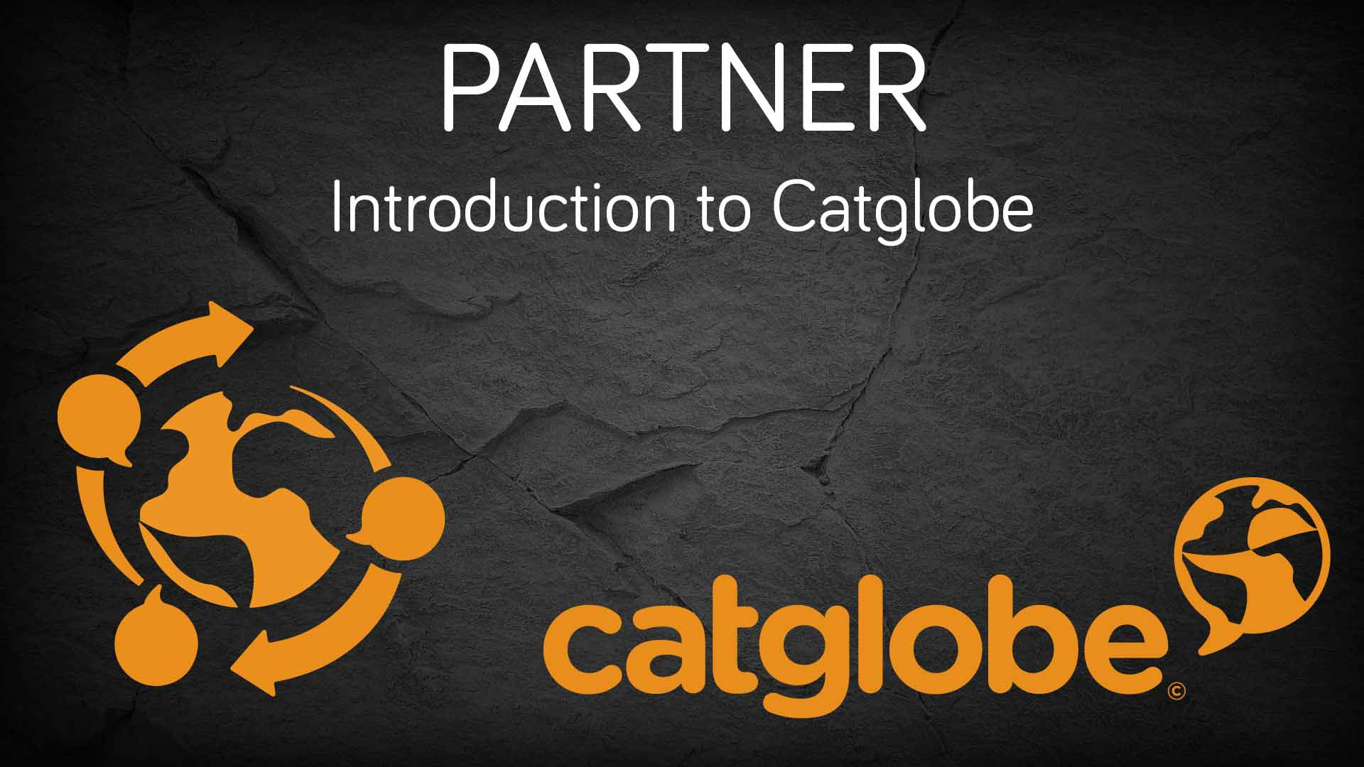 Catglobe partner introduction