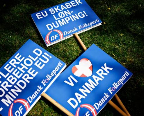 DF står til markant tilbagegang i Sydjylland: S bliver størst