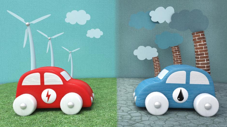 Er elbiler bedre for klimaet end benzin- og dieselbiler?