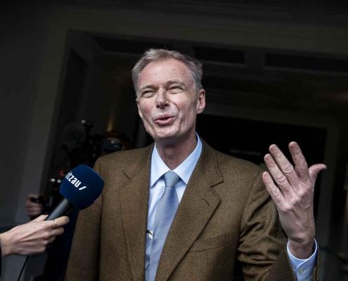 FAKTA: Klaus Riskær Pedersen er langt fra spærregrænsen