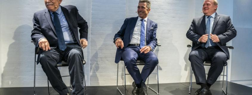 Løkke, Ellemann og Fogh trak fuldt hus, men udenrigspolitik sælger ikke billetter hos vælgerne