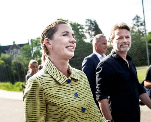 FV19: Mette Frederiksen fra Socialdemokratiet