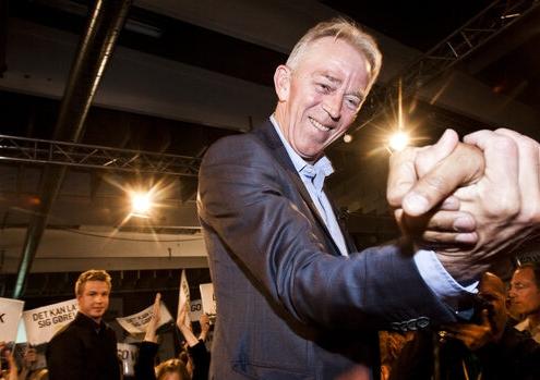 Dansk politik kan være en vild rutschebane – lige nu er DF i frit fald, men andre har været der før