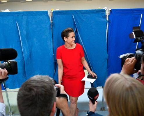 Energifyldt SF-formand stemte på sig selv i Vanløse