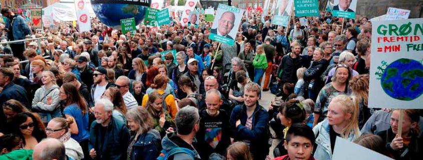 Folket skubbede politikerne mod Danmarks første klimavalg