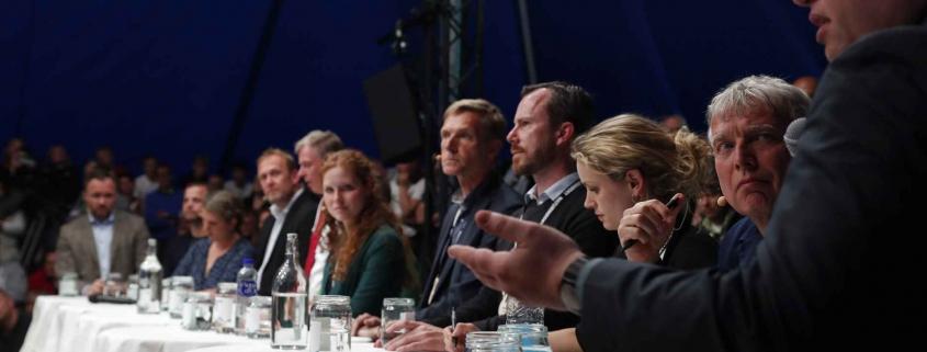 Kommentatorer: Politikere har undgået klimadebattens kerne