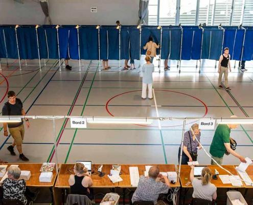 Næsten halvdelen af vælgerne skiftede parti – igen