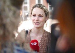 Pernille Skipper vil huske valgkampen for klimaet