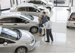 Unge køber brugt - men leaser nyt