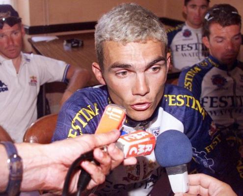 Dopingmistanke smadrer ikke Tour-interesse