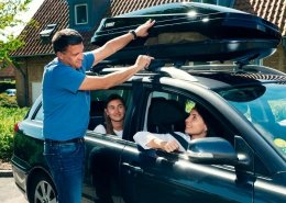 8 ud af 10 tager bilen på ferie