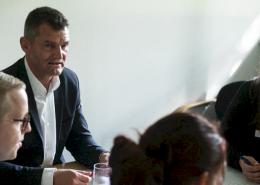 Ny undersøgelse: Flest klimabevidste chefer i private virksomheder