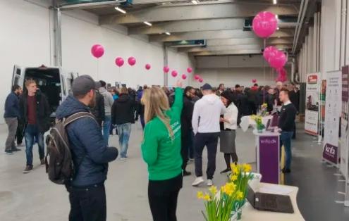 Jobmesse i Brøndby skal afhjælpe chaufførmangel