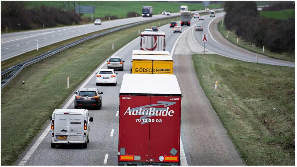 Masser af ledige stillinger: Fynske vognmænd mangler chauffører