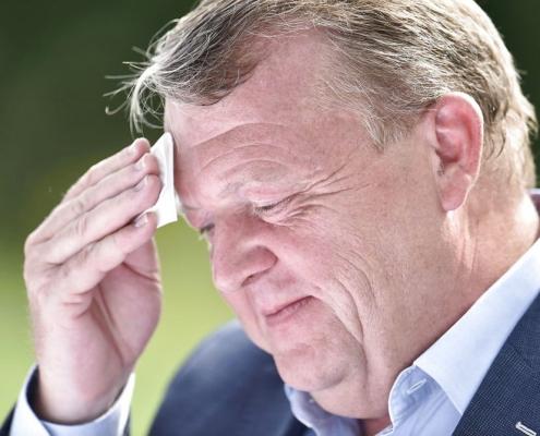Politisk meningsmåling: Venstre holder niveauet trods formandskaos